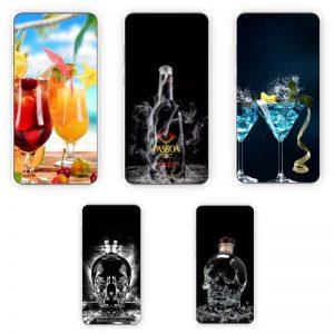 Huse Print Xiaomi Drinks