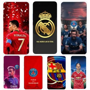 Huse Print Xiaomi Fotbal