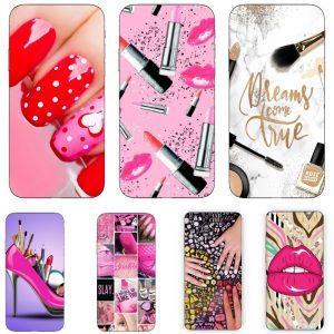 Huse Print Xiaomi Nails & Make Up