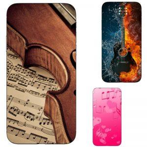 Huse Print Xiaomi Music