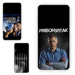 Huse Print Xiaomi Prison Break