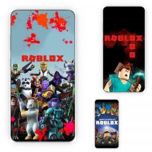 Huse Print Xiaomi Roblox