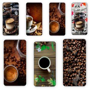 Huse Print Xiaomi Coffe