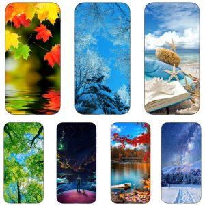 Huse Print Xiaomi cu Peisaje