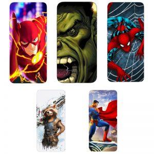Huse Print Xiaomi cu Super Eroi